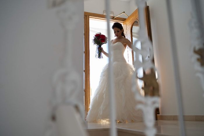 Así iba la novia 👰🏻 - 1
