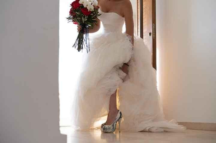 Así iba la novia 👰🏻 - 2