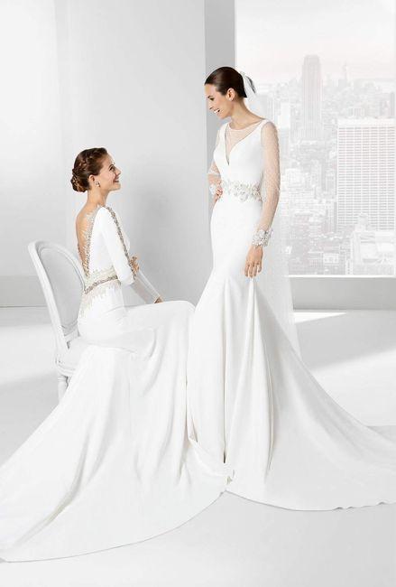 avance franc sarabia 2016 - moda nupcial - foro bodas