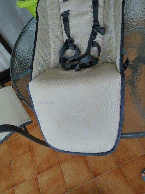Lavar uppababy vista - 3