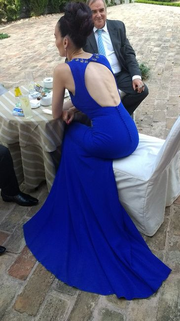 sos faja vestido corte sirena palabra honor - belleza - foro bodas