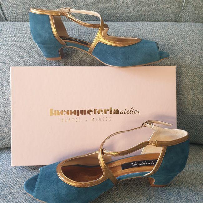 Mis Zapatos 4