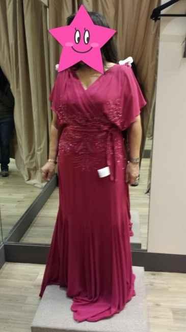 Los vestidos de nuestras mamás - 1