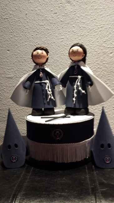 Los muñecos de mi tarta - 2