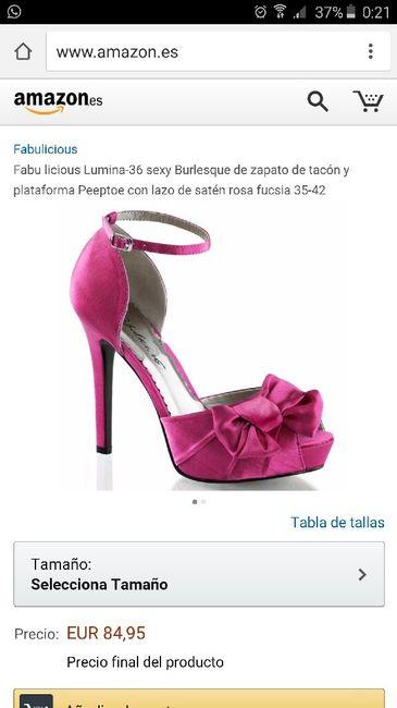 Os gustan mis zapatos - 1