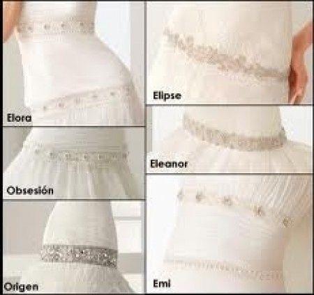 comprar pasamaneria para cinturon - moda nupcial - foro bodas