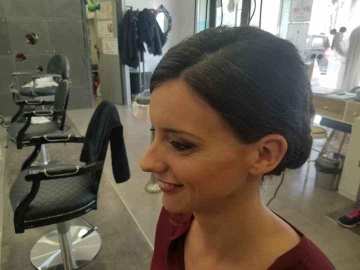 Prueba peluquería y maquillaje - 2