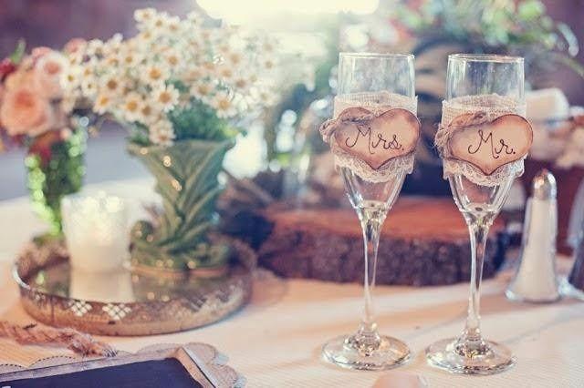 Decoraci n bodas r sticas organizar una boda foro for Decoracion rustica para bodas