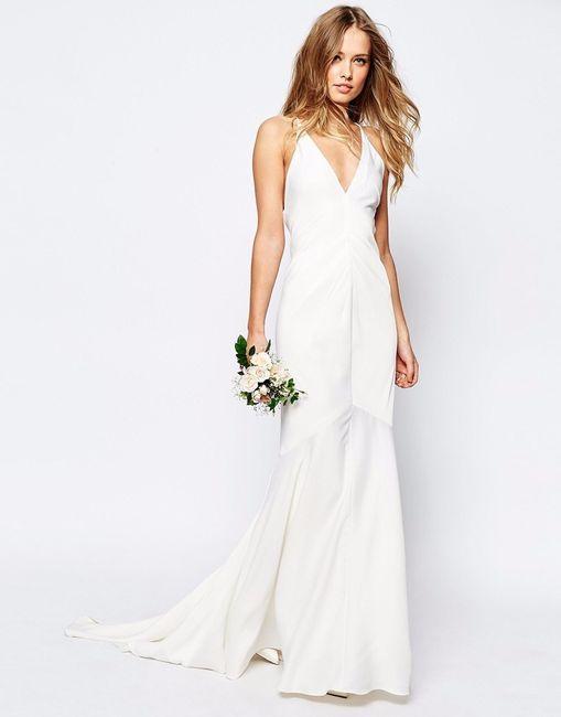 vestidos de novia en asos (baratos) - moda nupcial - foro bodas