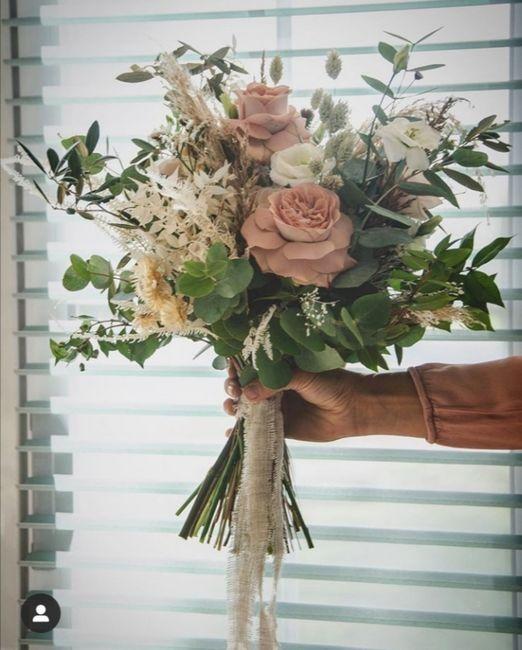 Dudas ramos de novia 1