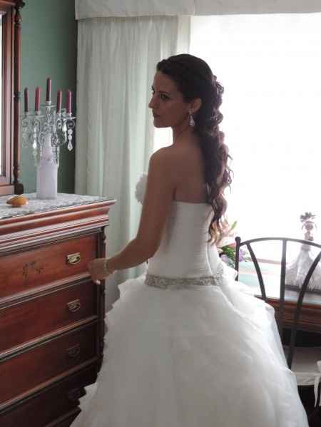 Francesca Vestido Novia