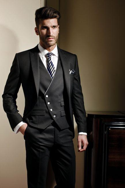 trajes de novio baratos
