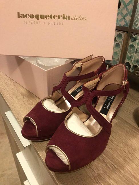 Ya tengo zapatos! 1