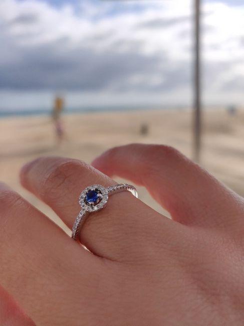 ¡Comparte una foto de tu anillo de pedida! 💍 27
