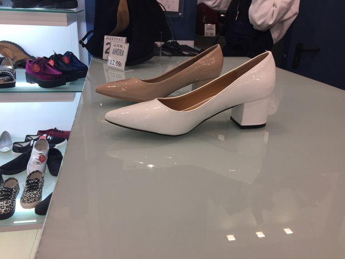 zapatos marypaz - moda nupcial - foro bodas