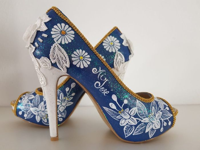 Por fin!!! Mi sueño hecho zapatos!! 1