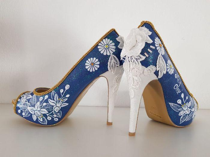 Por fin!!! Mi sueño hecho zapatos!! 2