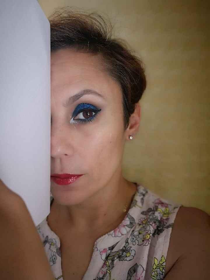 Prueba maquillaje - 1