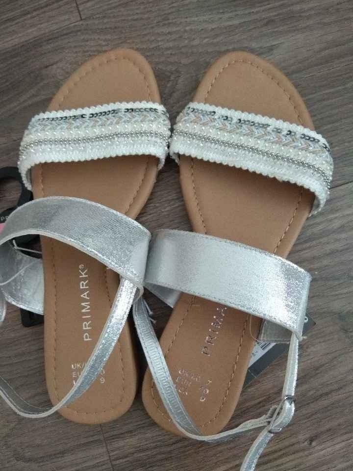 Sandalias de repuesto - 1