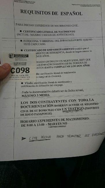 Cita registro civil - 1