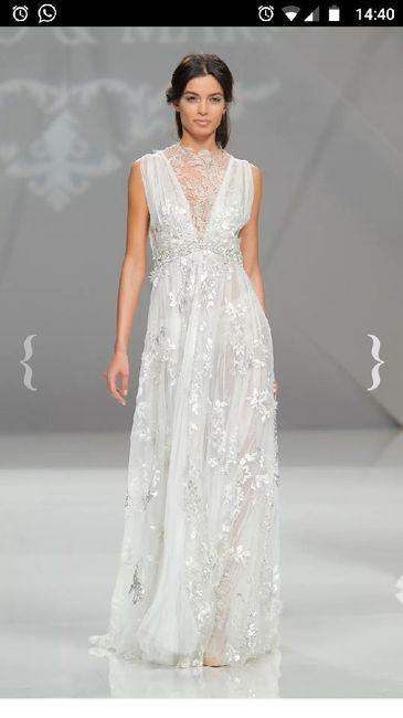alguien sabe precios vestidos Marco y María? - Moda nupcial - Foro ...