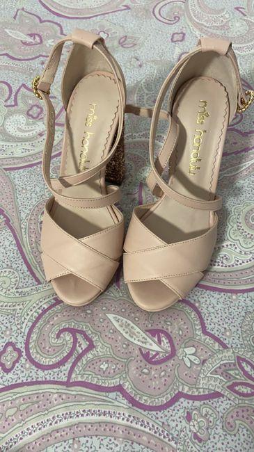 ¡Por fin tengo mis zapatos! 😍😍 1
