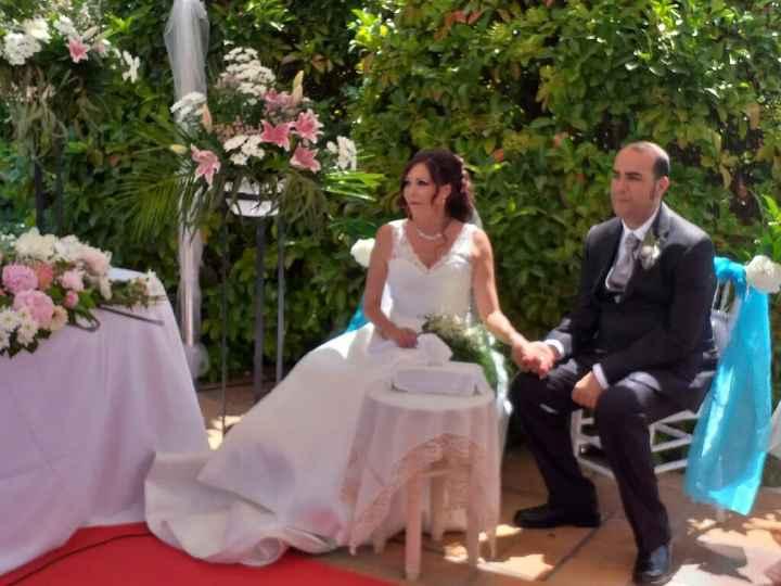 Novios que nos casamos el 13 de Julio de 2019 en Barcelona - 2