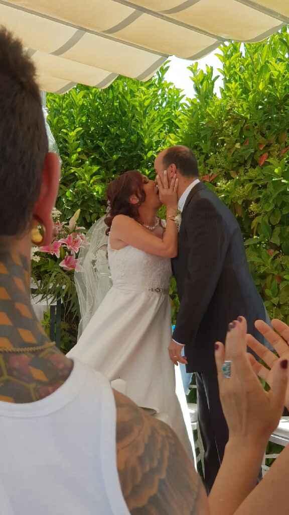 Novios que nos casamos el 13 de Julio de 2019 en Barcelona - 4