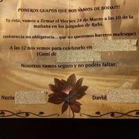Nuestras invitaciones de magic - 3