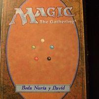 Nuestras invitaciones de magic - 4