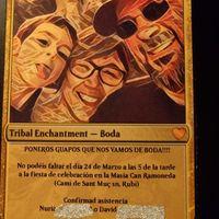Nuestras invitaciones de magic - 5