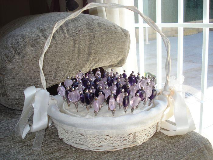 Como adornar canastas para bodas imagui - Adornar cestas de mimbre ...