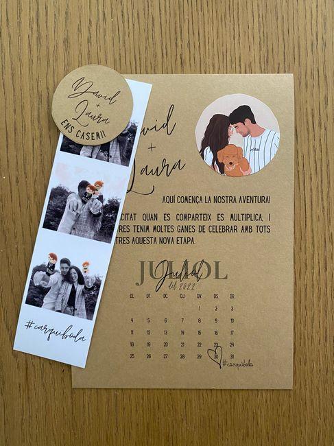 Muchas dudas y un save the date 🙃 - 3