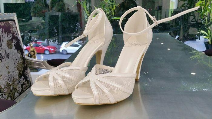 zapatos de novia en el centro de valencia - valencia - foro bodas
