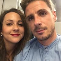 Noemi Baeza y Cristian Sánchez