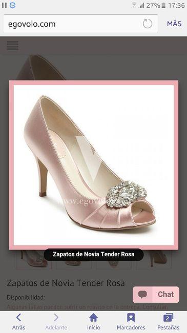Marca pink zapatos - 1