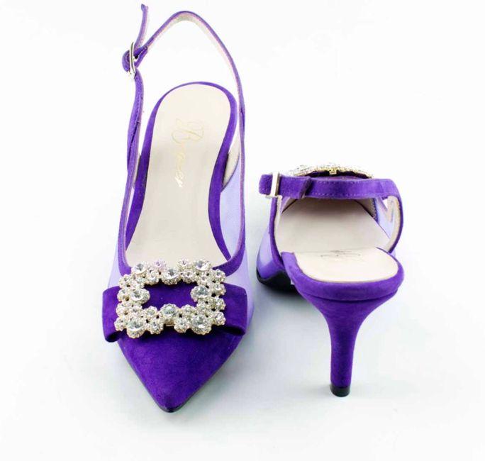 Zapatos blancos o de color? 6