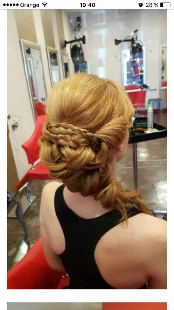 De bajon total peinado - 1