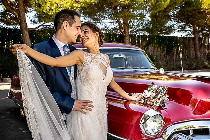 Finalmente casados en los tiempos de Covid!! 26