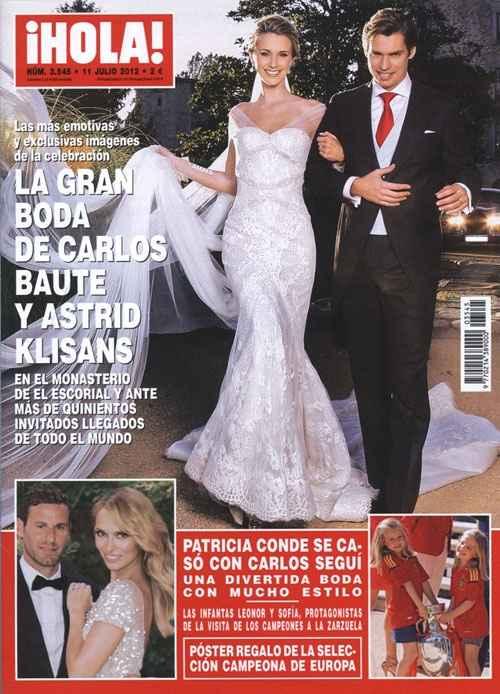 boda Carlos Baute