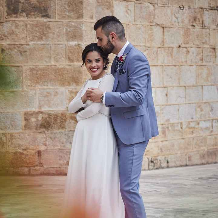 Por fin casados ❤ - 2