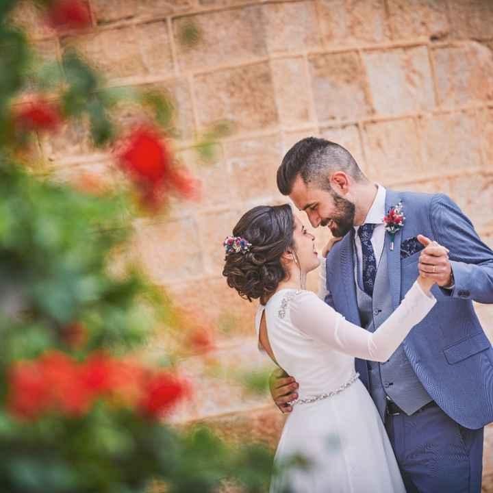 Por fin casados ❤ - 5