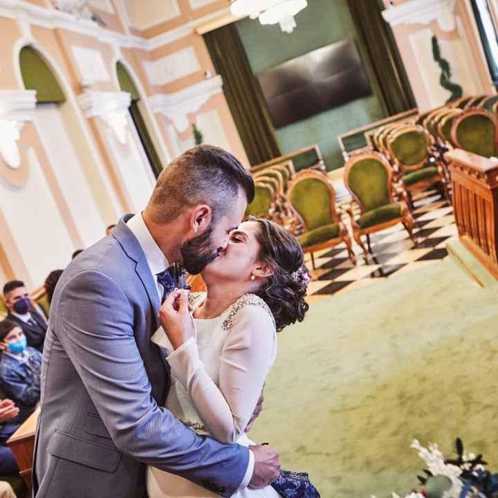 Por fin casados ❤ - 6