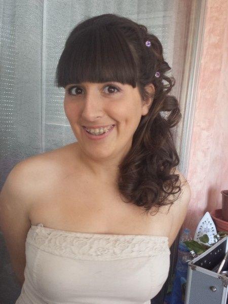 Novias Con Flequillo Recto Belleza Foro Bodas Net