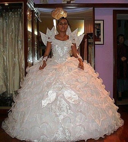 Vestidos de madrina gitana