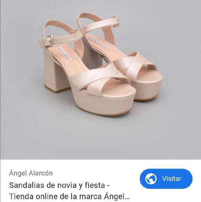 Sandalias Ángel Alarcón 4