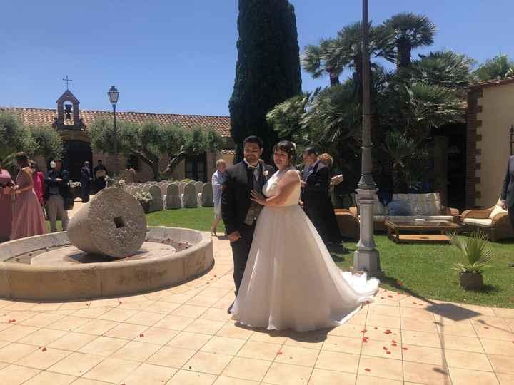 Algunas fotos de nuestra boda   25.06.2021 - 1