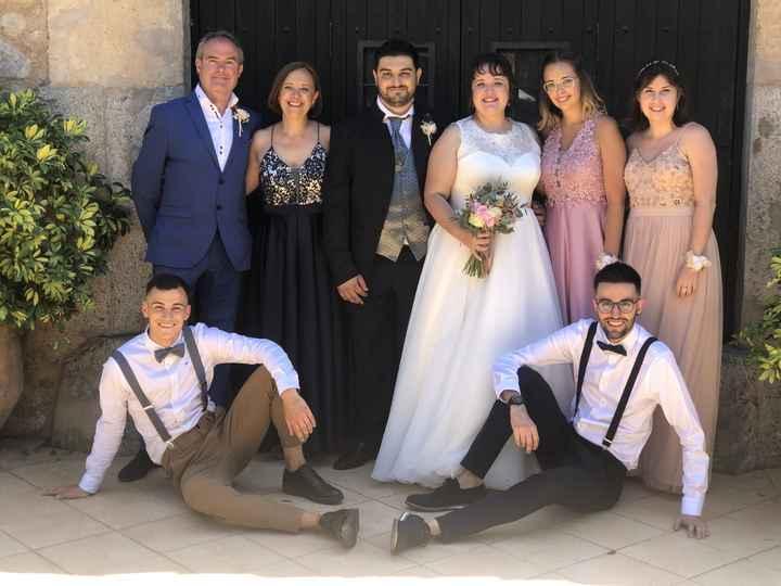 Algunas fotos de nuestra boda   25.06.2021 - 2