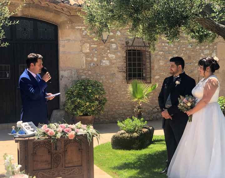 Algunas fotos de nuestra boda   25.06.2021 - 5