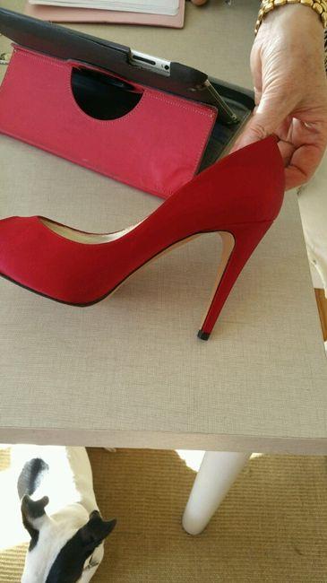 Zapatos de novia diferentes. - 1